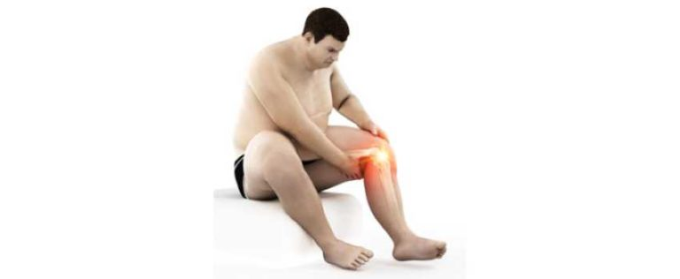 effects of obesity on joints