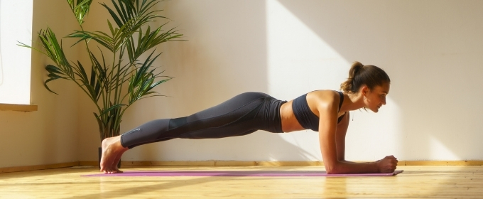 EXERCISE FOR A FLAT TUMMY article image option 2