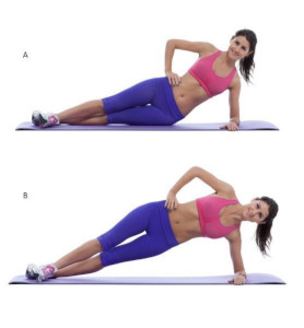 Planks-with-side-drops-for-flat-stomach